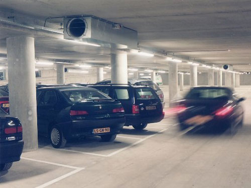 Basement Car Parking System